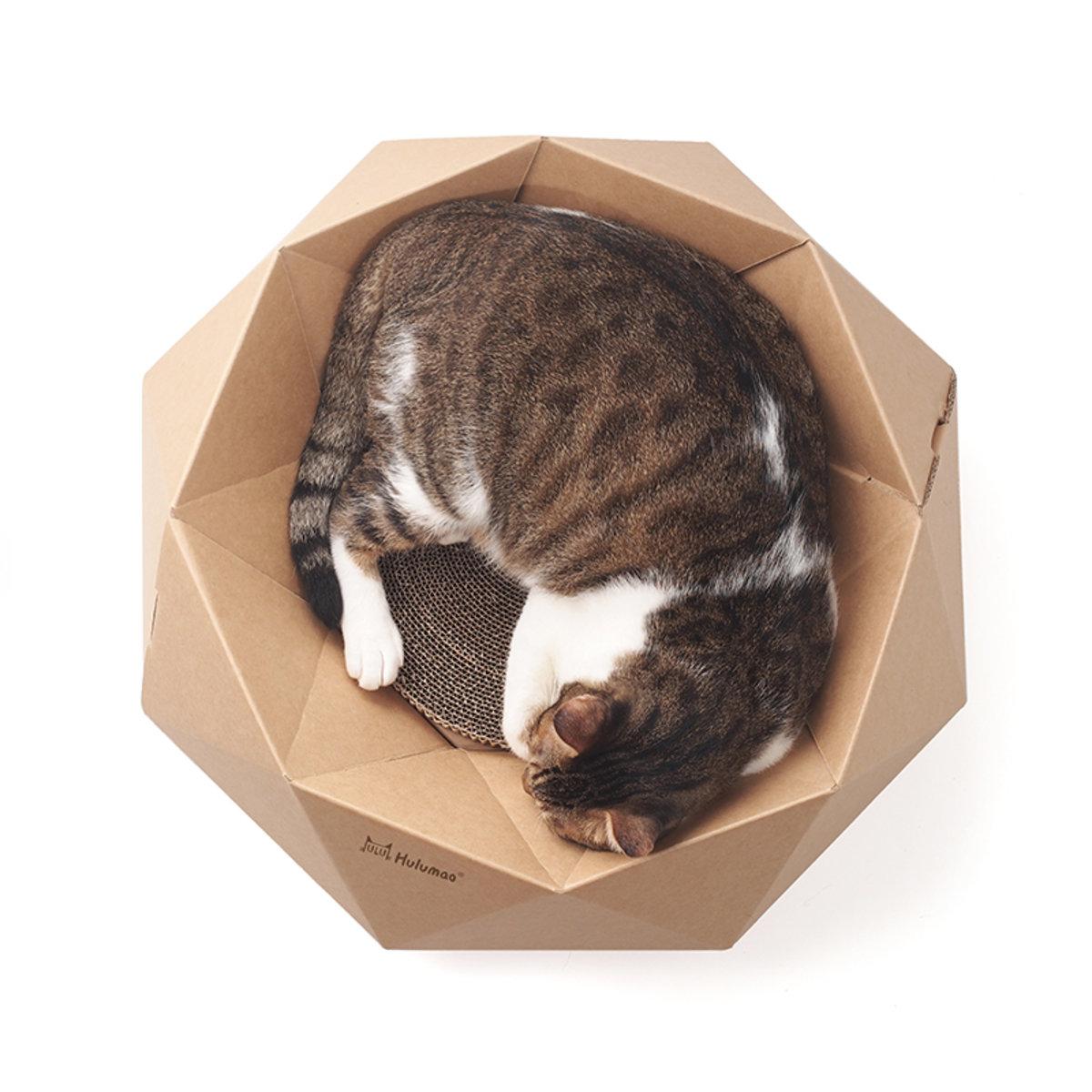 舒適鑽石貓床 HM-02 (510021)