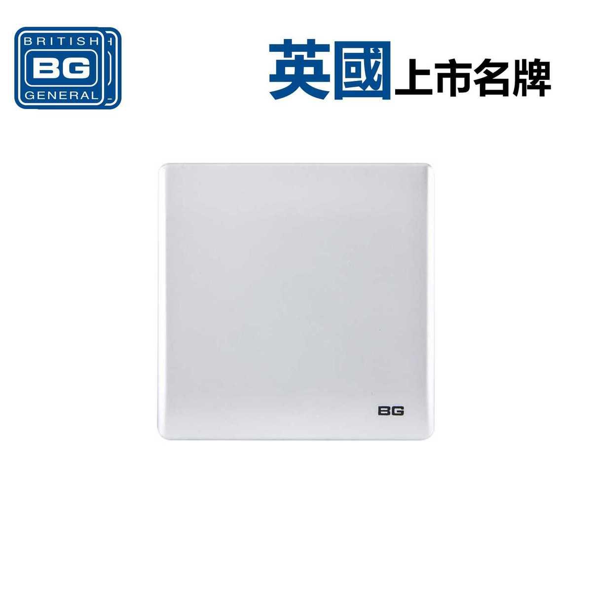 1位空白面板 -銀色 (型號 : PCSL94)