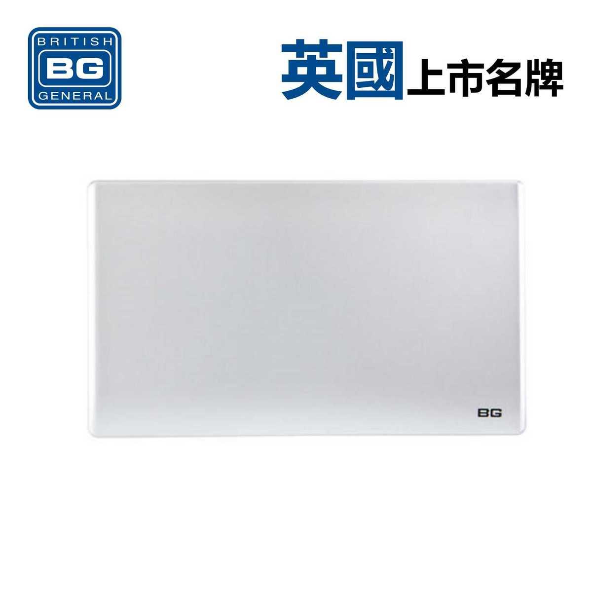 2位空白面板 -銀色 (型號 : PCSL95)