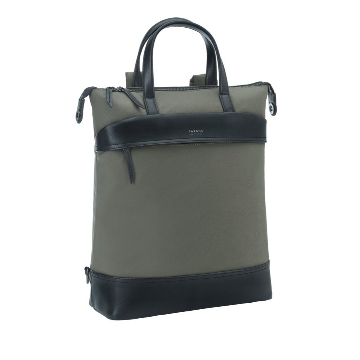 """TSB94802AP Newport 15"""" Convertible 2-in-1 Backpack - Olive Green"""