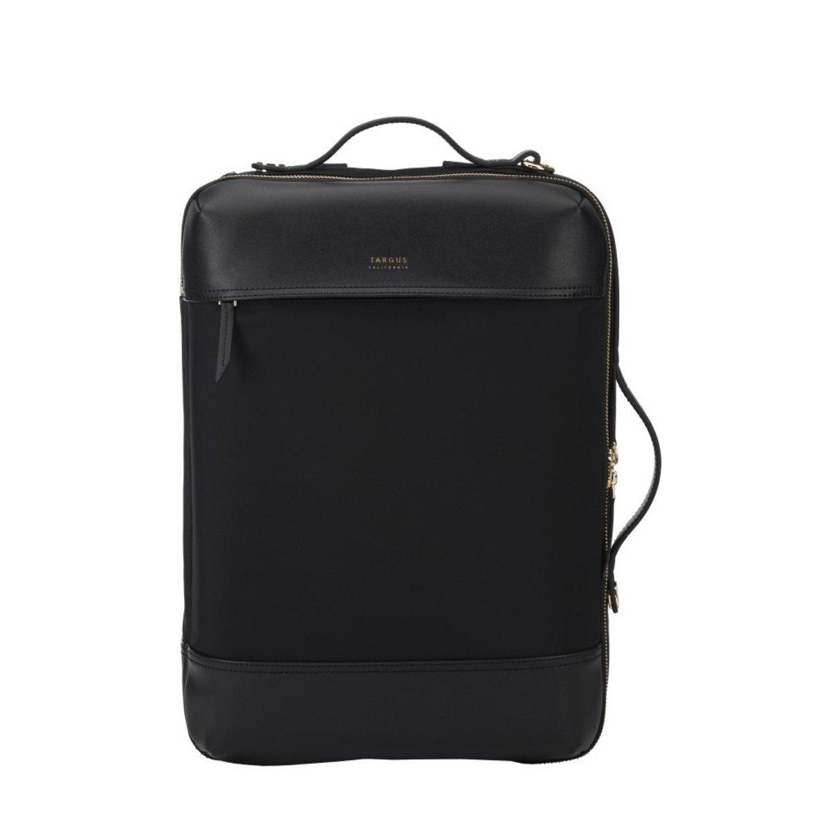 "TSB947AP Newport 15"" Convertible 3-in-1 Backpack - Black"
