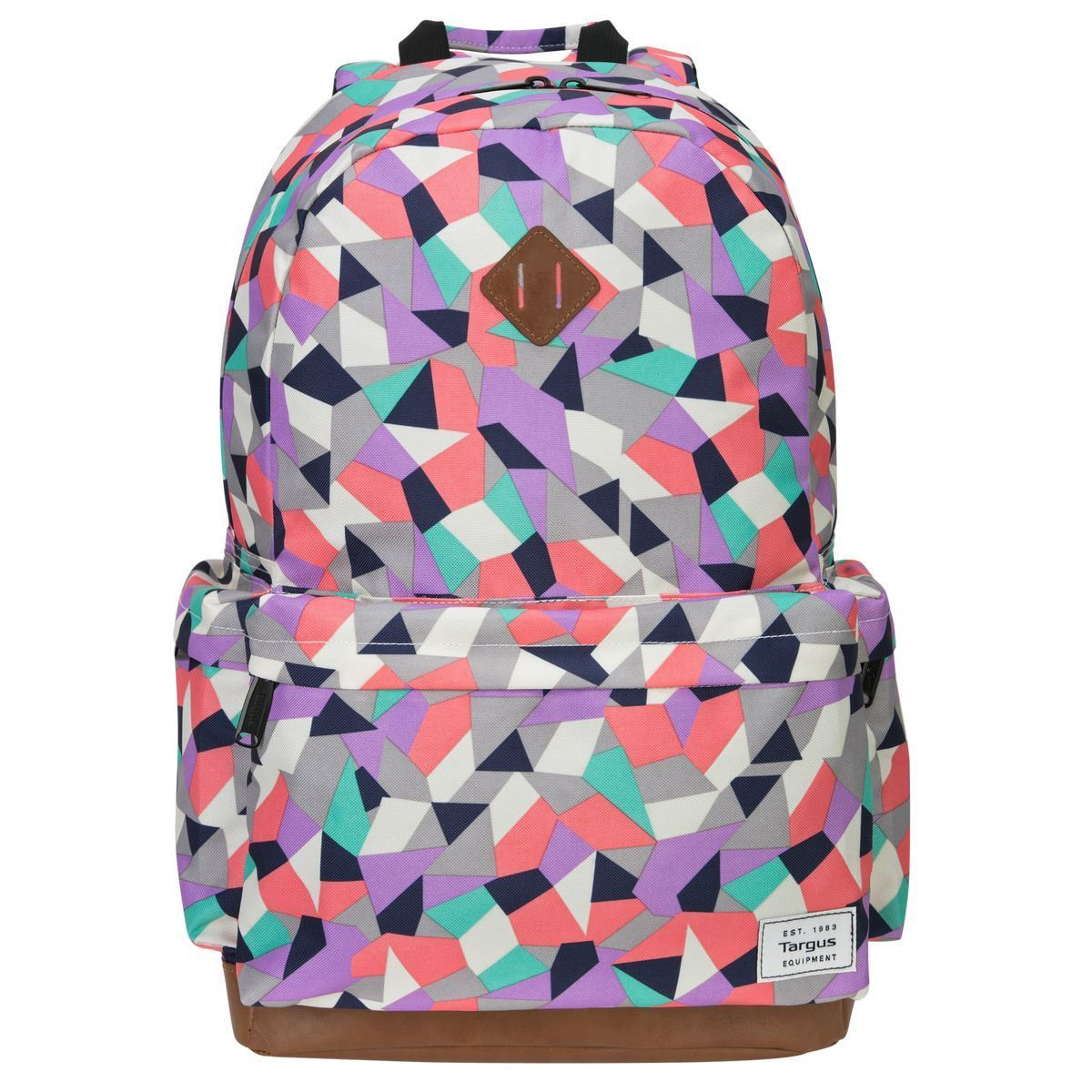 "TSB93605AP 15.6"" STRATA BACKPACK (GEOMETRIC)"