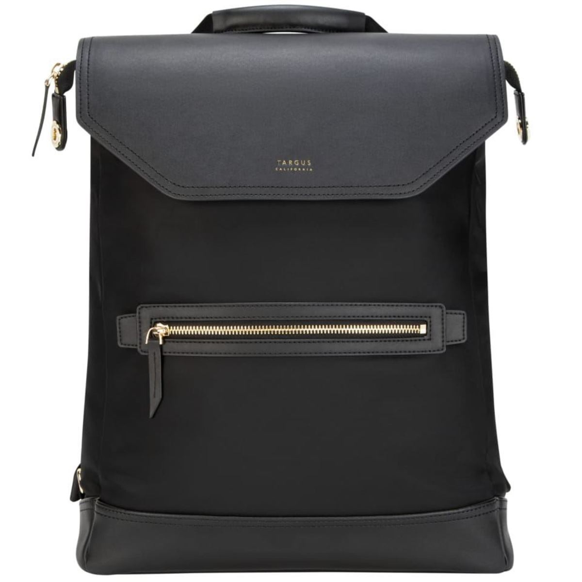"TSB965GLL 15"" NEWPORT CONVERTIBLE 2-IN-1 MESSENGER BACKPACK (BLACK) (FIT UP TO 15"" MACBOOK PR"