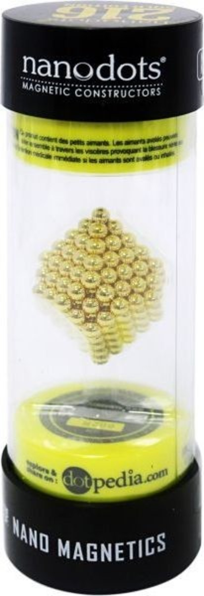 NANODOTS SET216 GOLD
