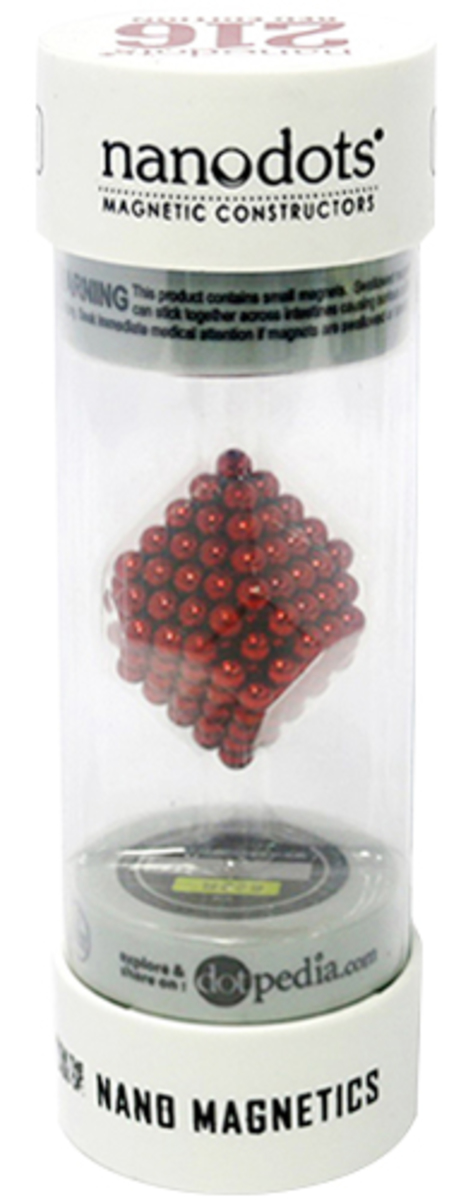 NANODOTS SET216 RED