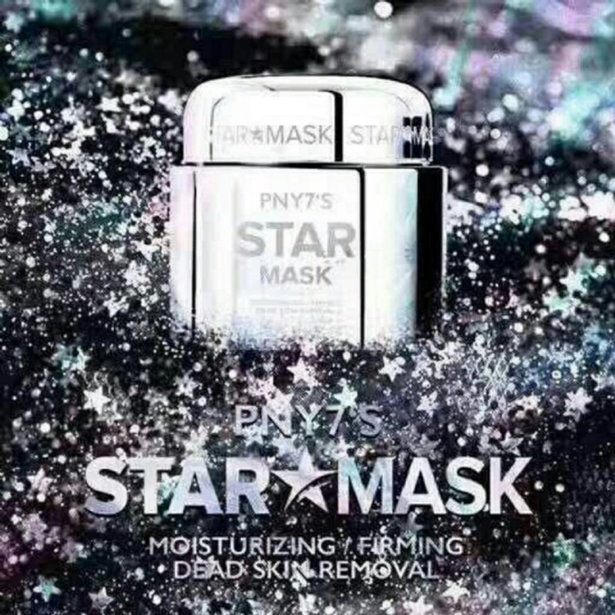 PNY7'S Star mask 50ML  [Parallel Import Product]  [Expired Day: 15/10/2020]