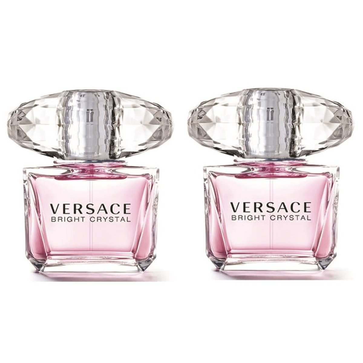 VERSACE Bright Crystal  perfume 30ML*2 (Parallel Import)