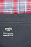 原裝日本進口 AT-B2491 黑色/紅格仔 大口袋背囊(行貨6個月保用)