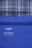 原裝日本進口 AT-B2491 藍色/藍色格仔 大口袋背囊(行貨6個月保用)