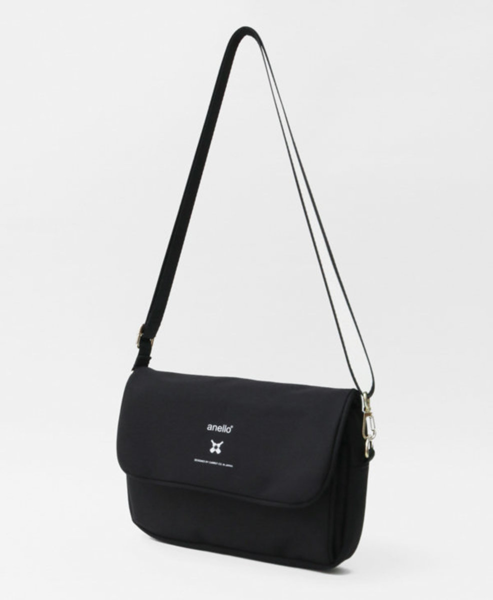 Water Repellent‧Travel & Leisure H1911 Shoulder Bag - Black