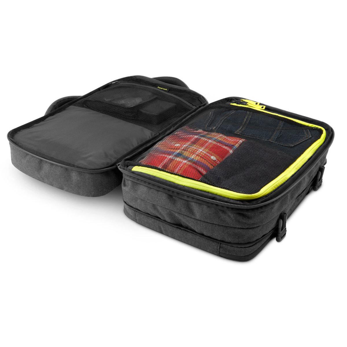 EO Travel Backpack - Black