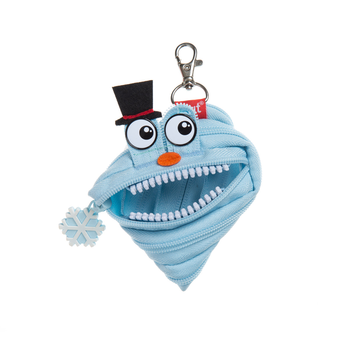 Monster ZPTM-MAS-FR Christmas Mini Pouch Frosty