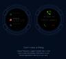 (運動綜合功能+GPS定位) ZeSport2 運動型智能手錶-黑/黃