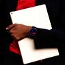 圓環AMOLED 觸控手錶 -  ZeRound3 - 黑