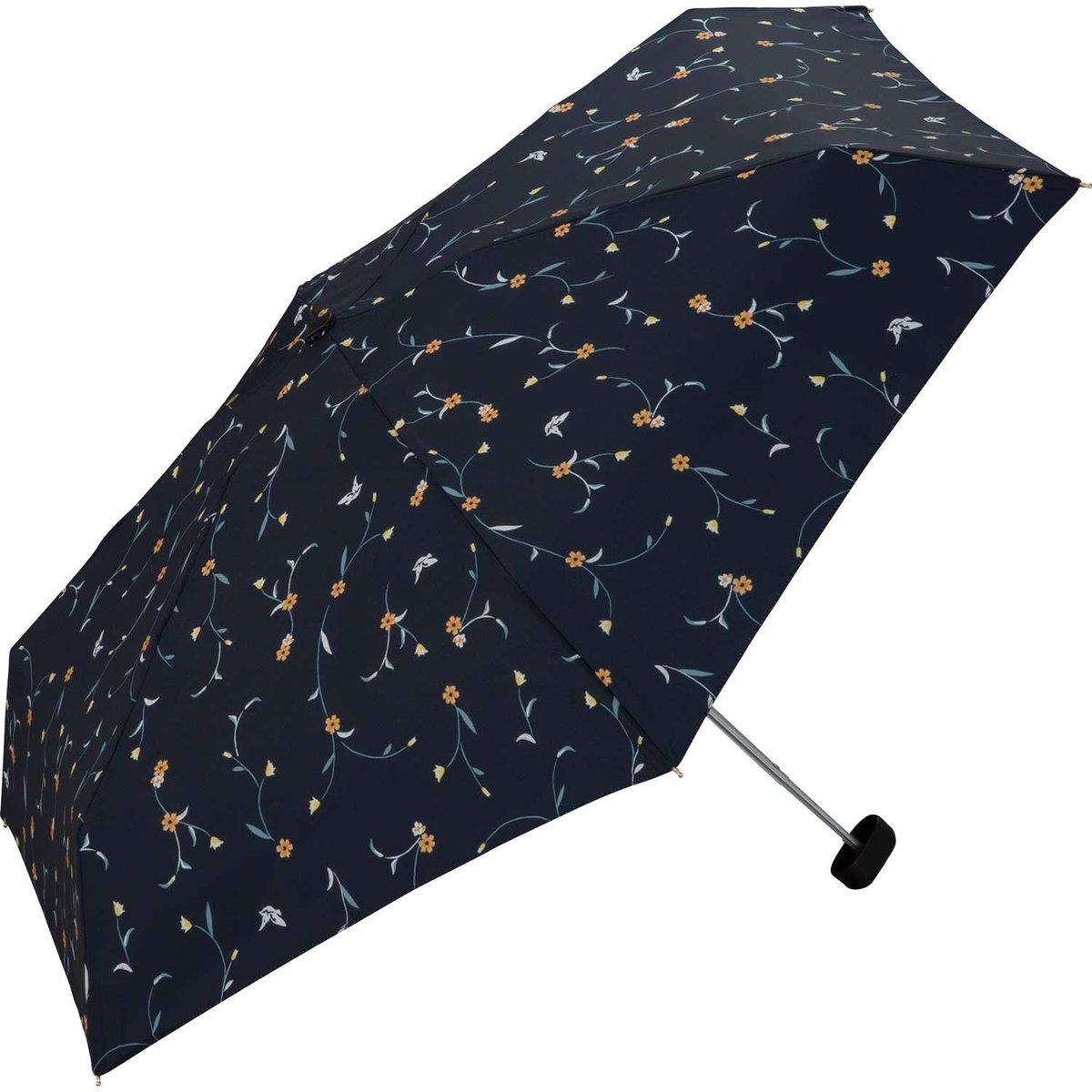 Mini Umbrella‧Anti-UV‧6076 Folding umbrella - Navy