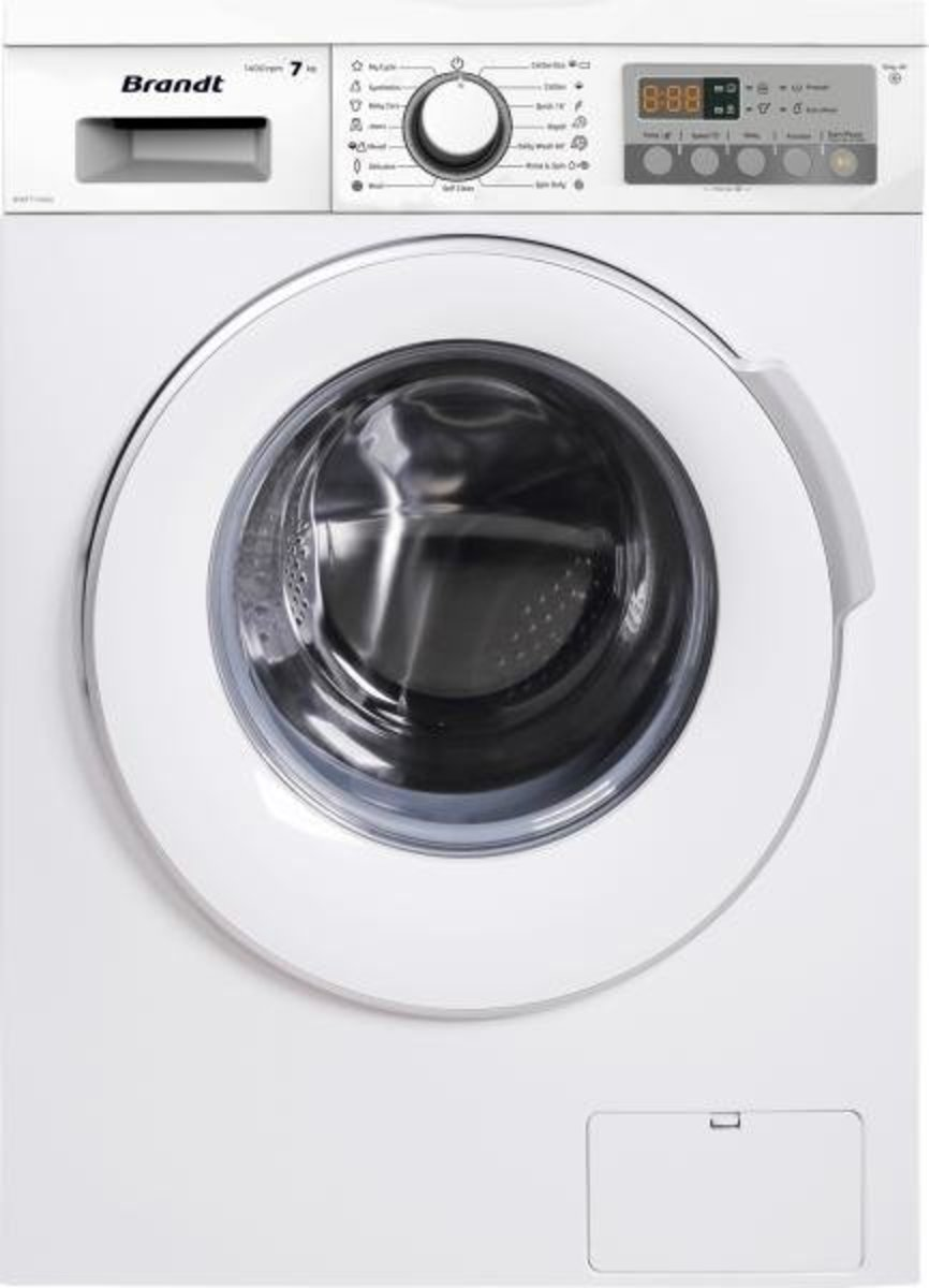 BWF714AG 7KG 1400rpm Front Load Washer