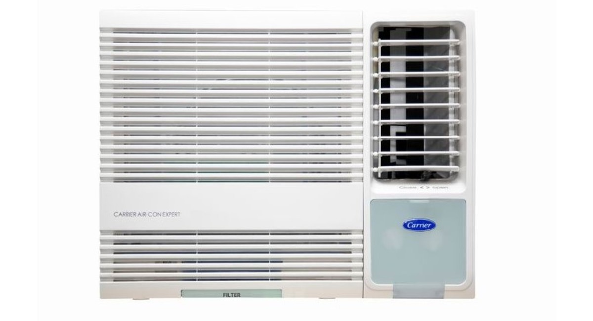 CHK09ENE 1HP Window Type air conditioner (Cooling Only / Remote Type)