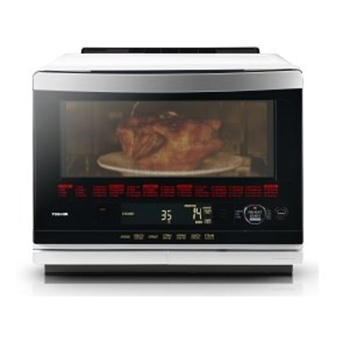 ERLD430HK 純蒸氣烤焗水波爐(31公升)
