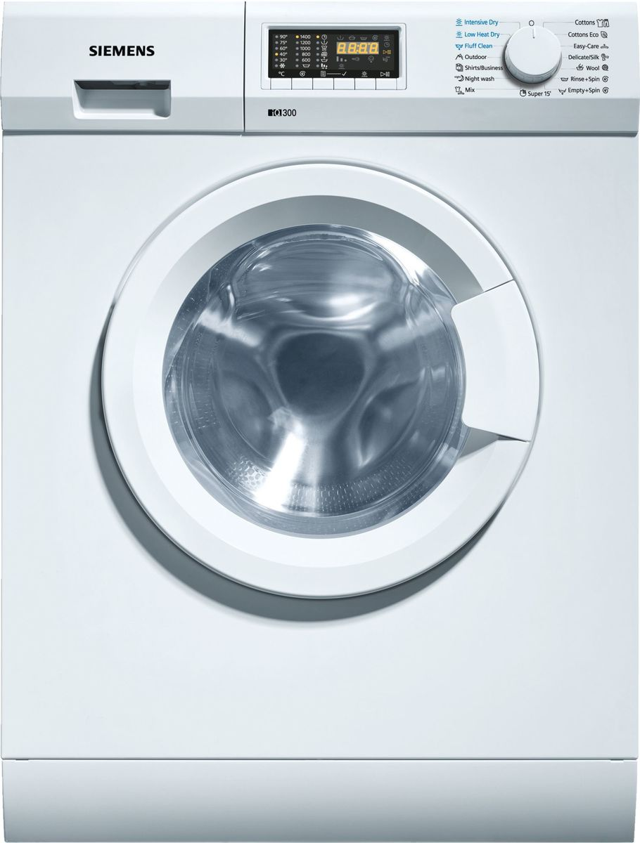 WD14D366HK iQ300 built-under Washer Dryer(Capacity: 7 kg washing ; 4 kg drying)