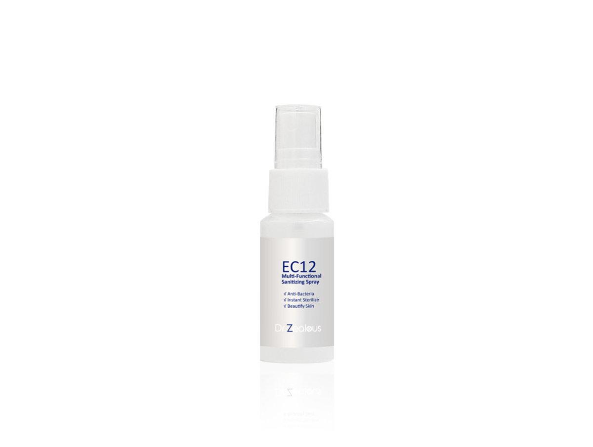 EC12滅菌銀離子細胞修護噴霧