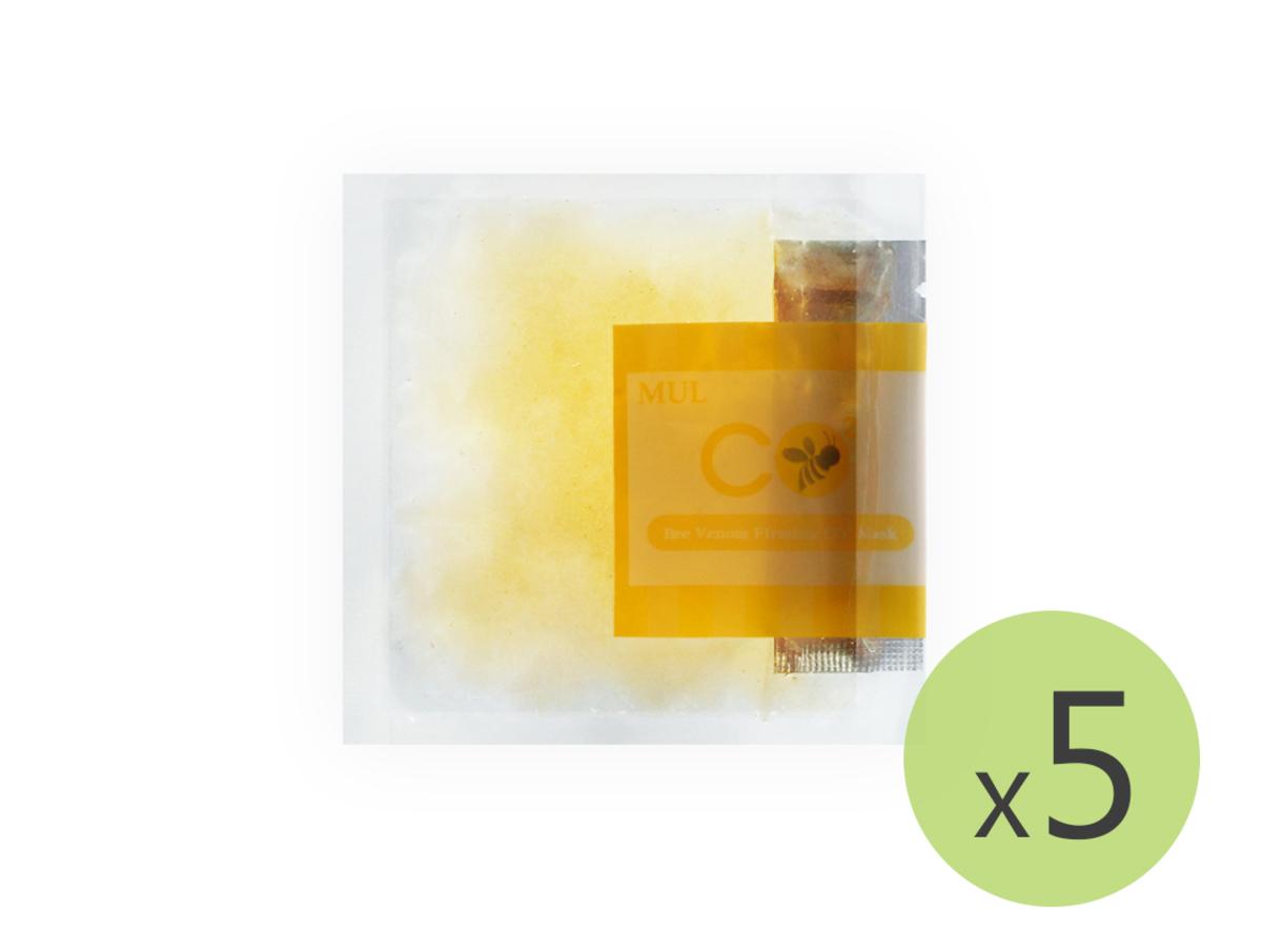 蜂毒緊緻提升注氧面膜