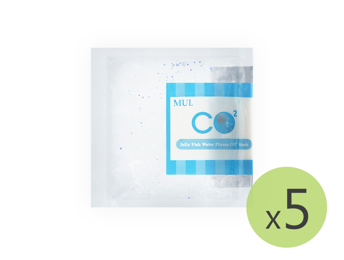 Jelly Fish Water Plump CO2 Mask