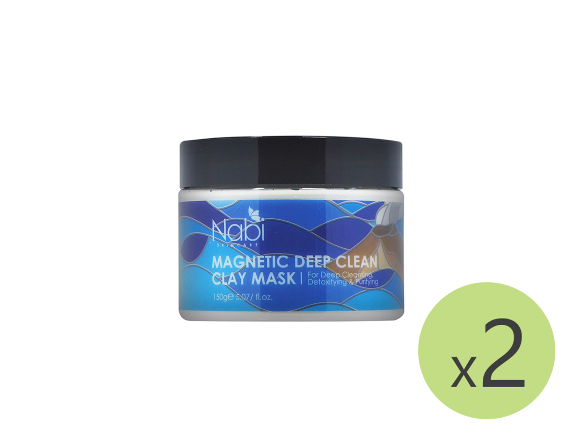 Magnetic Deep Clean Clay Mask