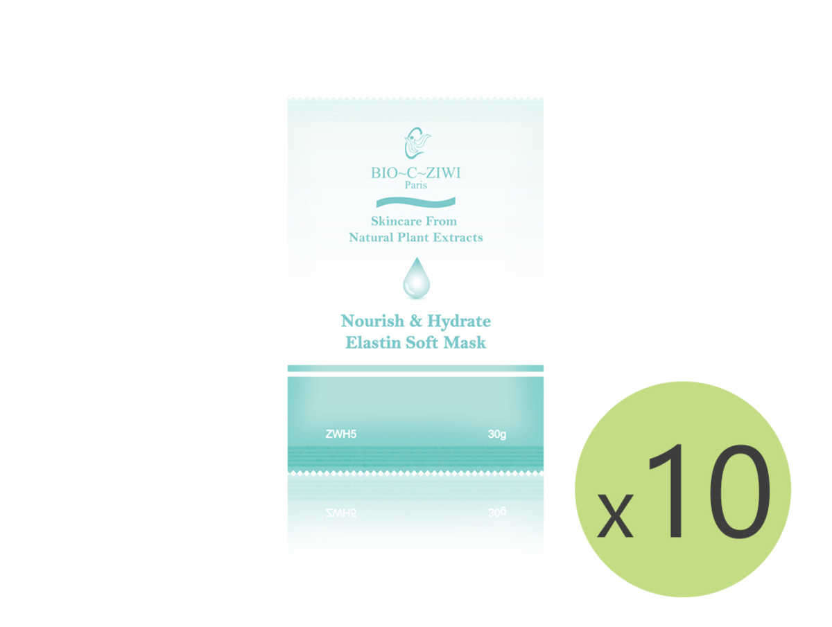 Nourish & Hydrate Elastin Soft Mask