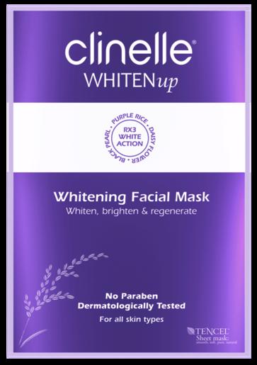 WhitenUp Whitening Facial Mask 5Pcs