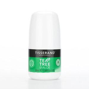 Tisserand 茶樹蘆薈止汗劑 50毫升