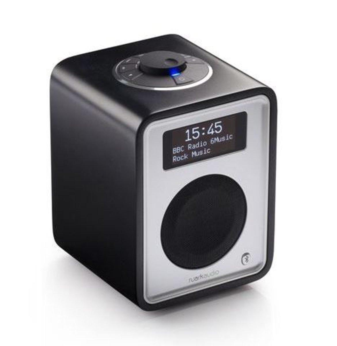 高級藍芽揚聲器連DAB+數碼收音機 R1X-SB