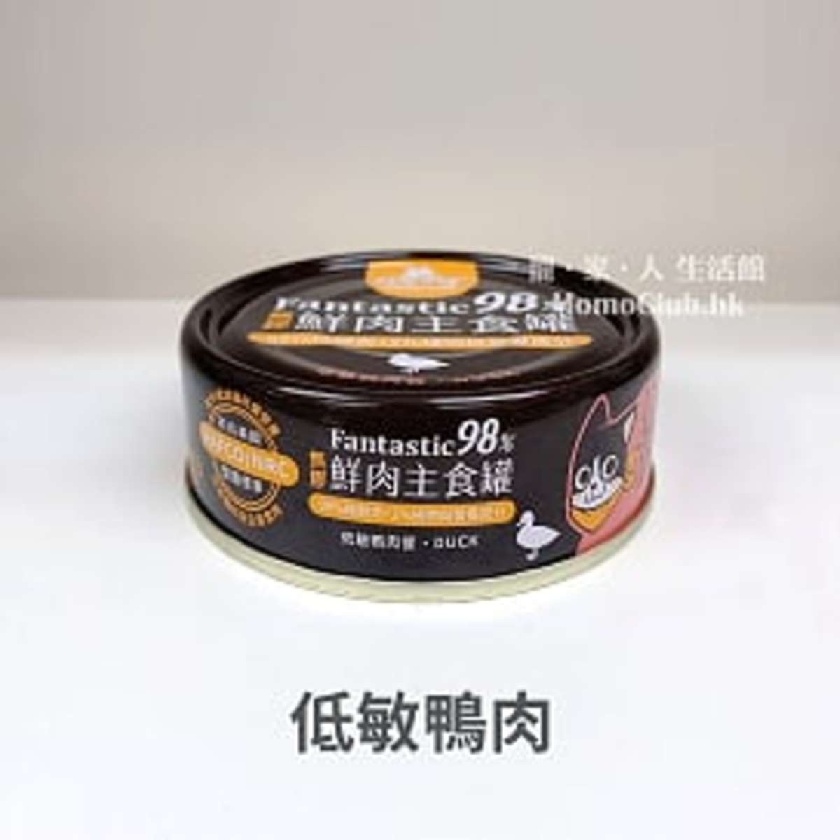 98% Fantastic Wet Food (Duck) 3罐, 80g x 3 (084025_3)