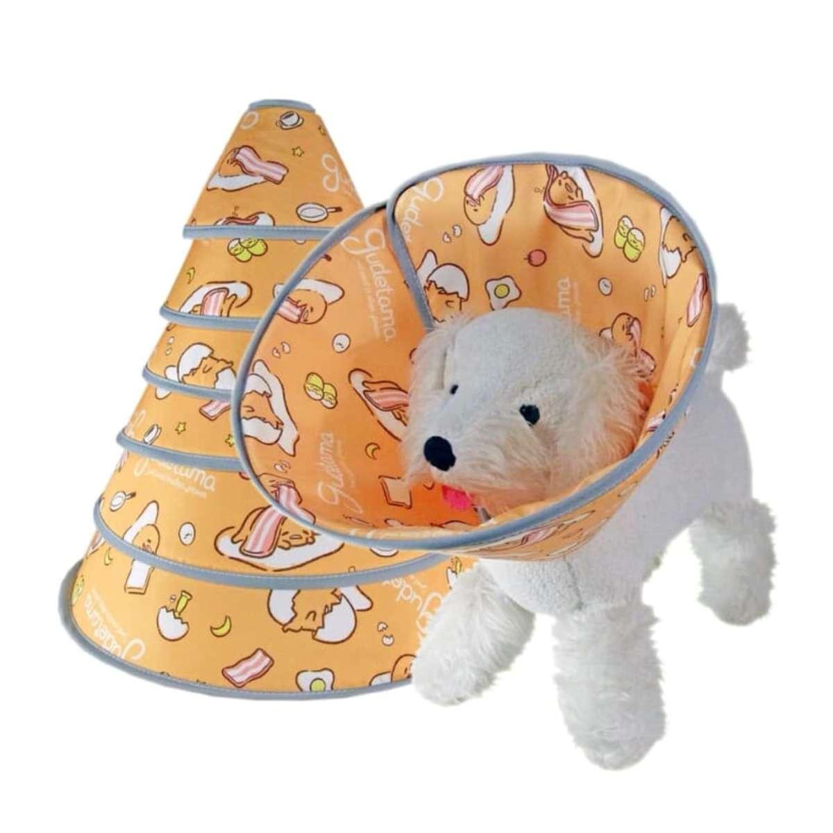 防護頭罩 (蛋黃哥 -橙色) #5