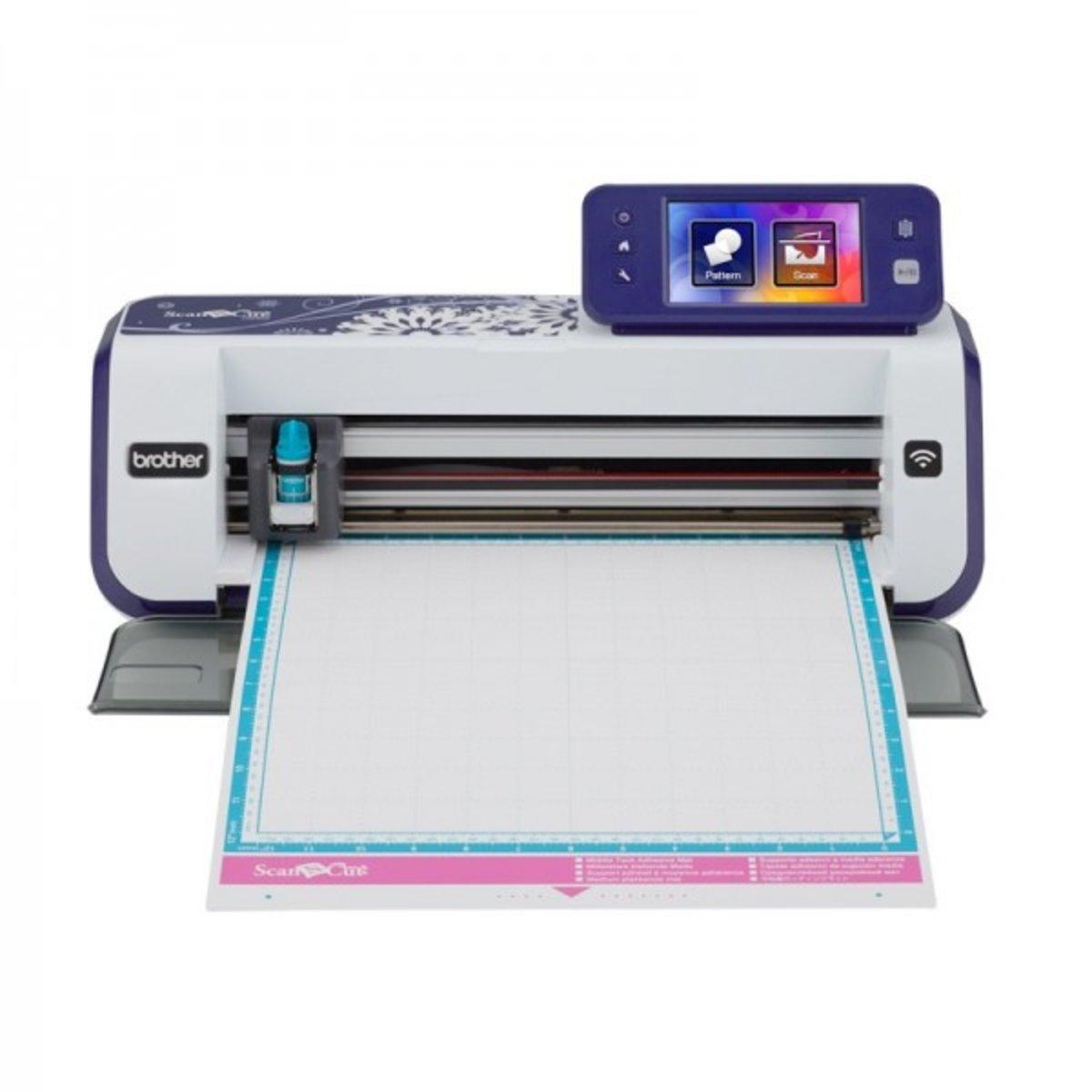 Advanced Cutting Machine CM900 ScanNCut  Home & Hobby