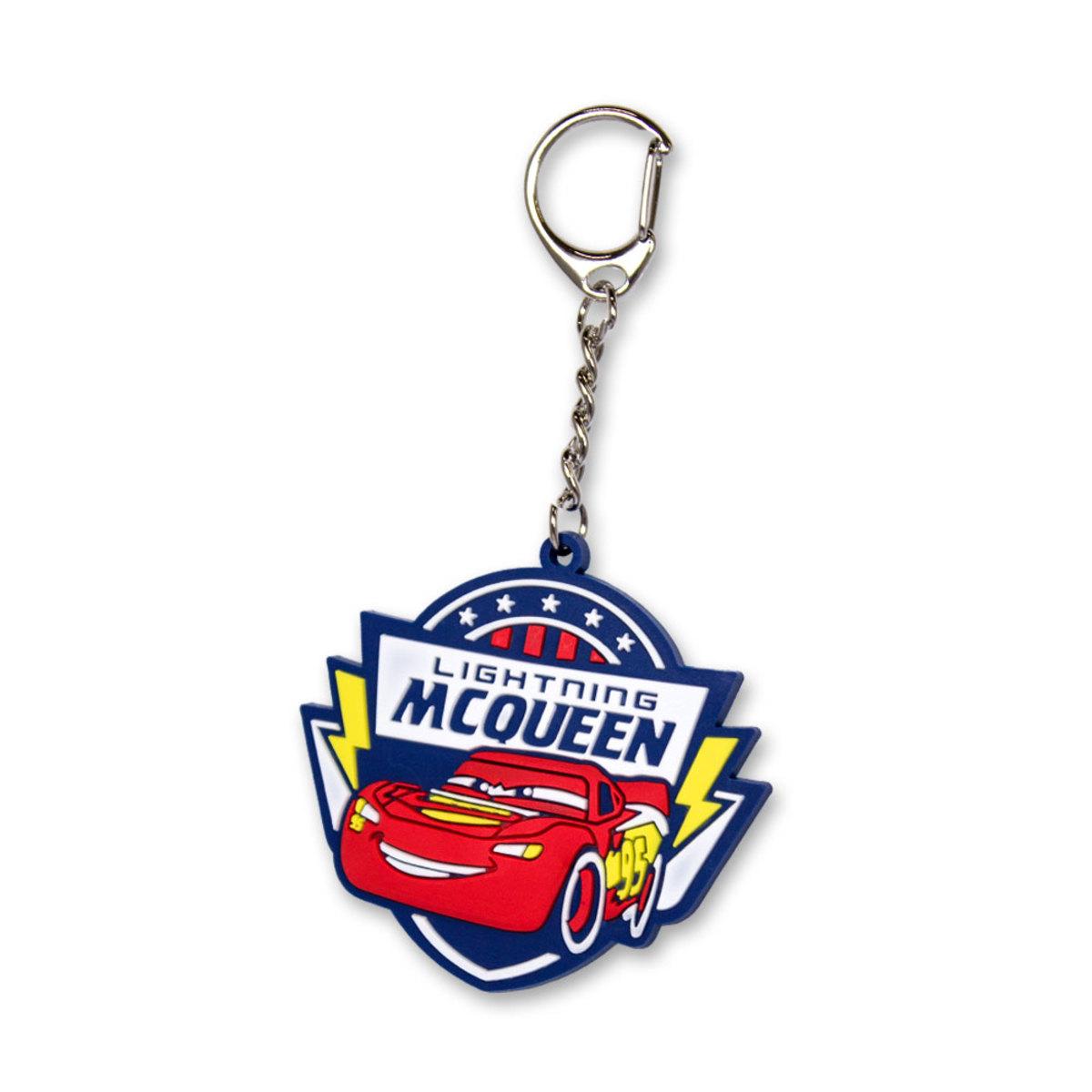 Lightning McQueen Scented Keychain @ Scentco