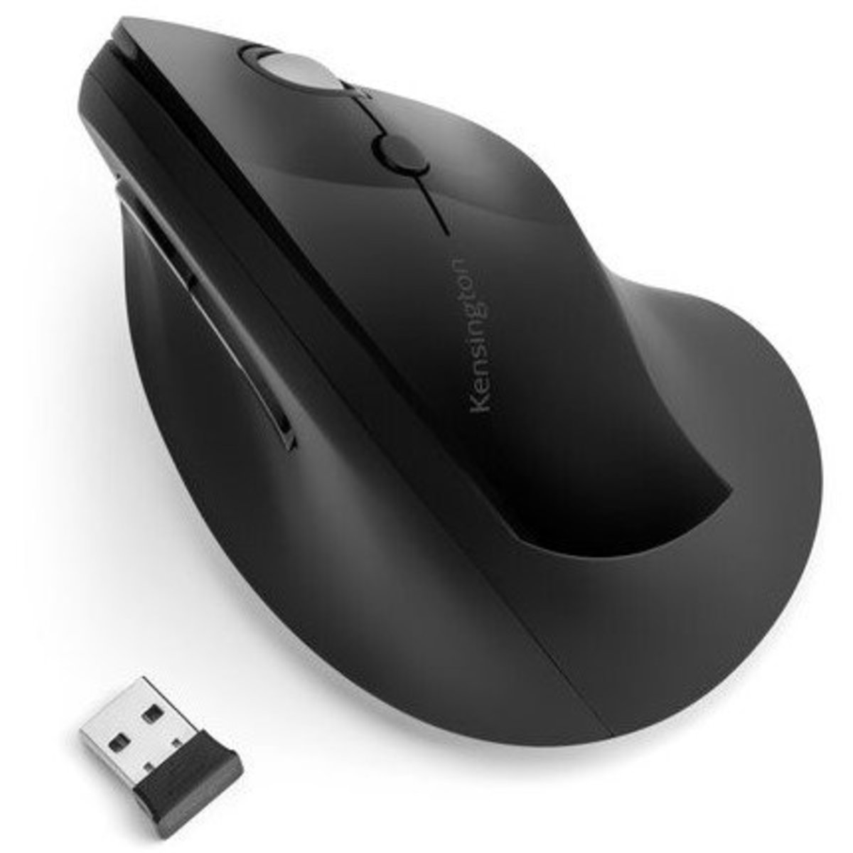 Pro Fit Ergo Vertical Wireless Mouse