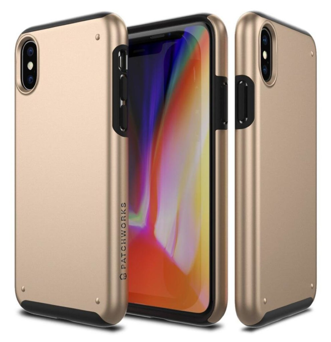 iPhone X Chroma Hybrid Case