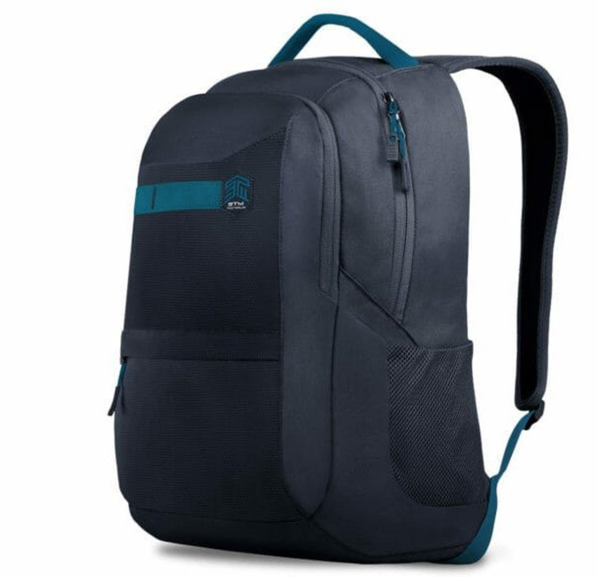 24L Trilogy Backpack NAVY 640 gram