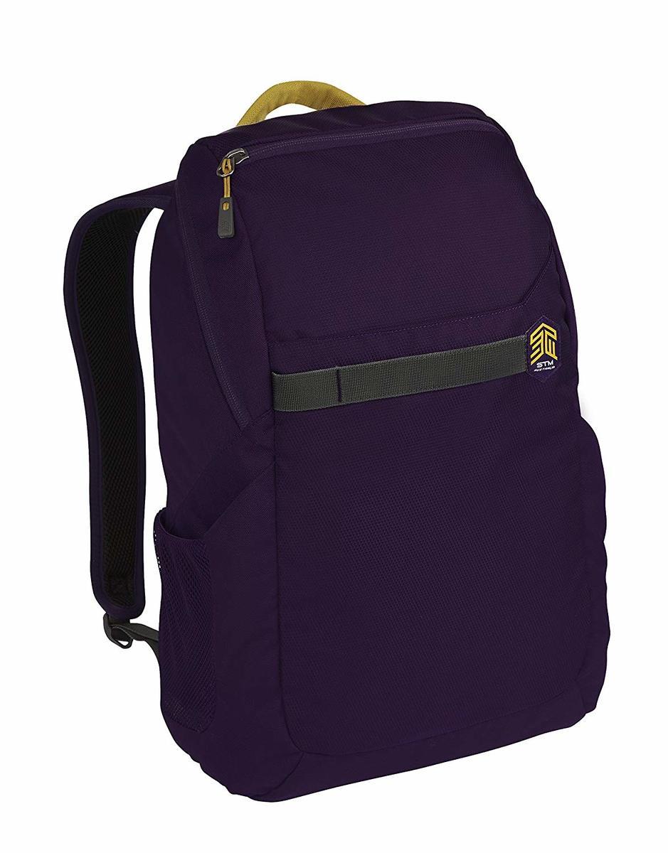 "SAGA Ultra Light 510g 15"" Laptop Backpack ROYAL PURPLE"
