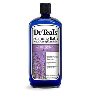 Dr. Teal's Epsom Salt 瀉鹽泡泡沐浴露 - 薰衣草 1000毫升