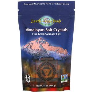 Earth Circle Organics 喜馬拉雅鹽 454克