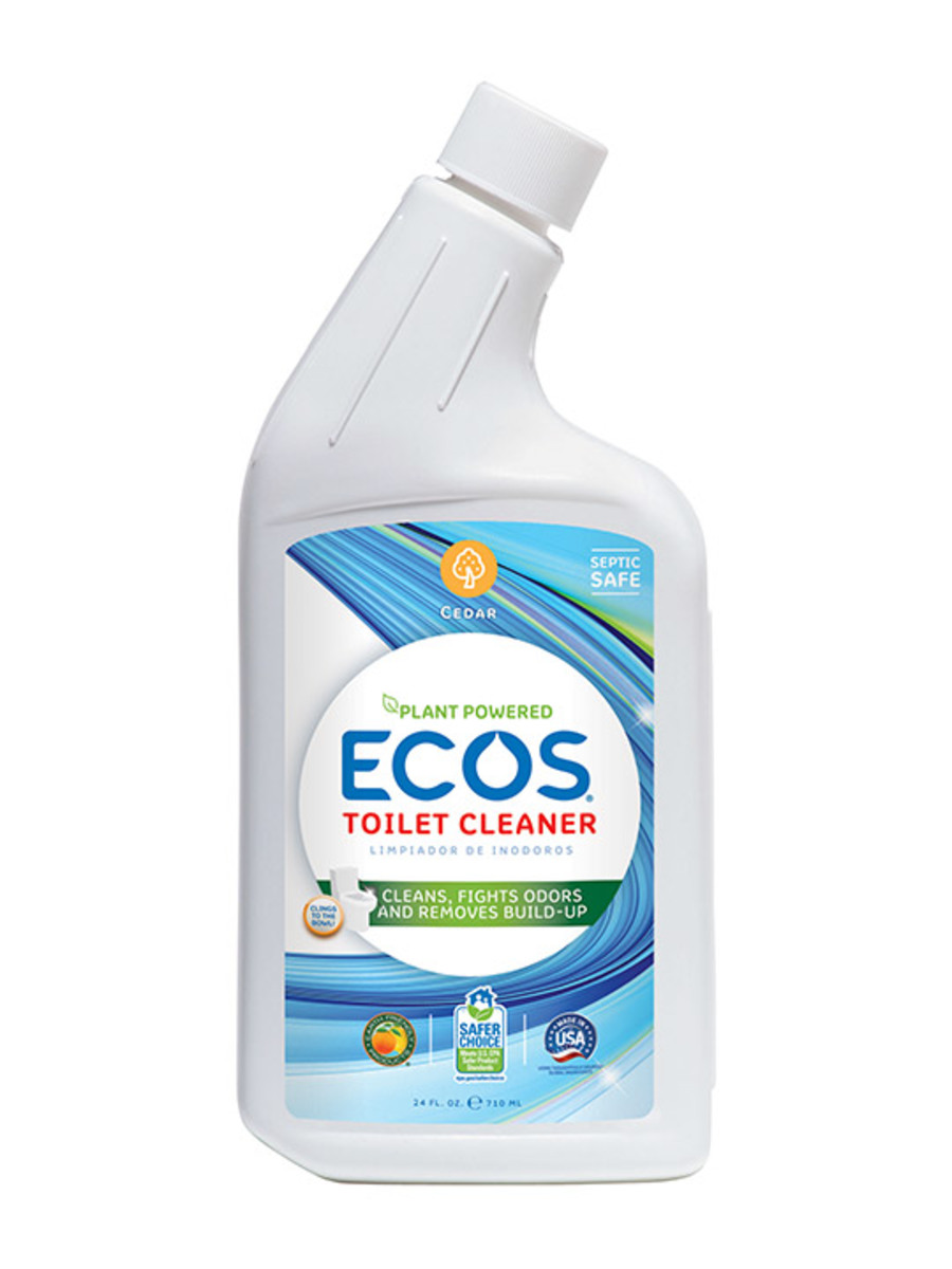 Earth Friendly Toilet Cleaner 24oz