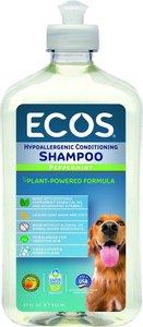 Earth Friendly ECOS 寵物洗毛液 - 薄荷 17盎司