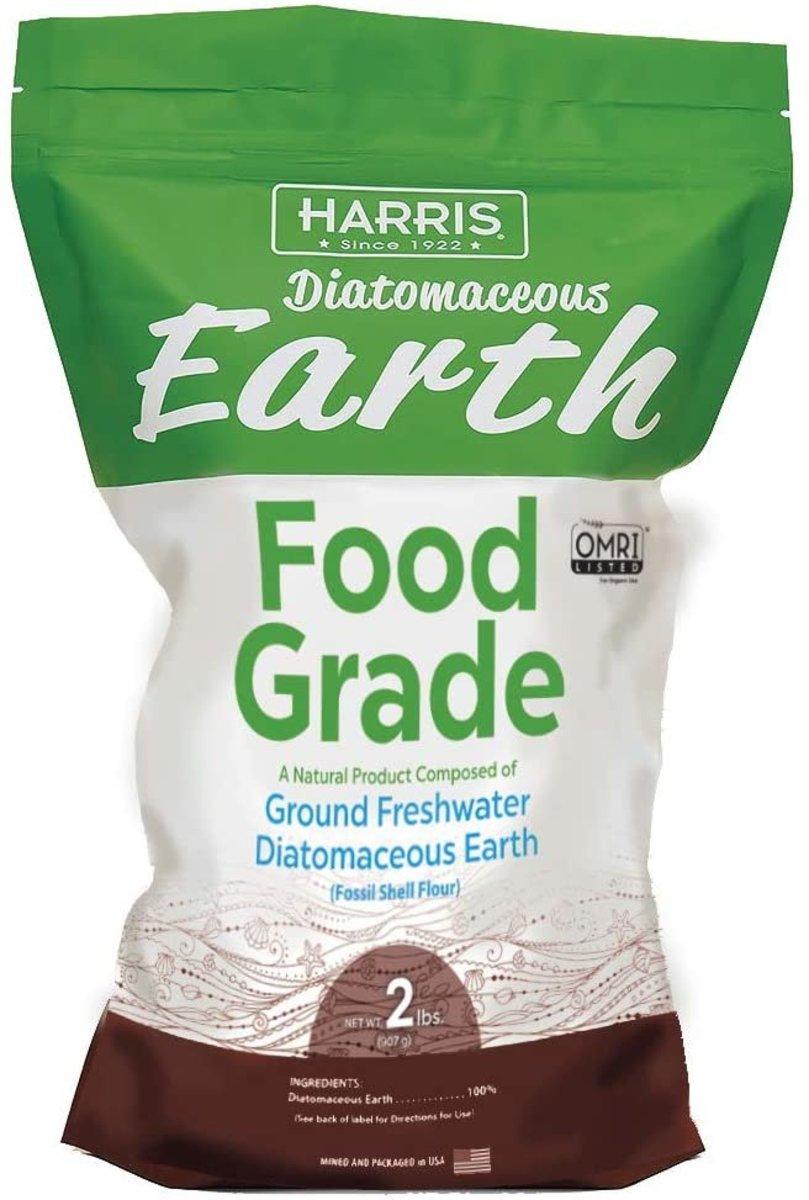 Diatomaceous Earth Food Grade DE Powder 2lb