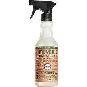 Mrs. Meyers Clean Day 萬用清潔劑 - 天竺葵 16盎司 16盎司/ 473毫升
