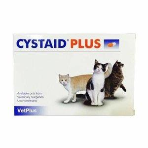VetPlus VetPlus Cystaid Plus 貓利尿通(膀胱修復膠囊) 30粒
