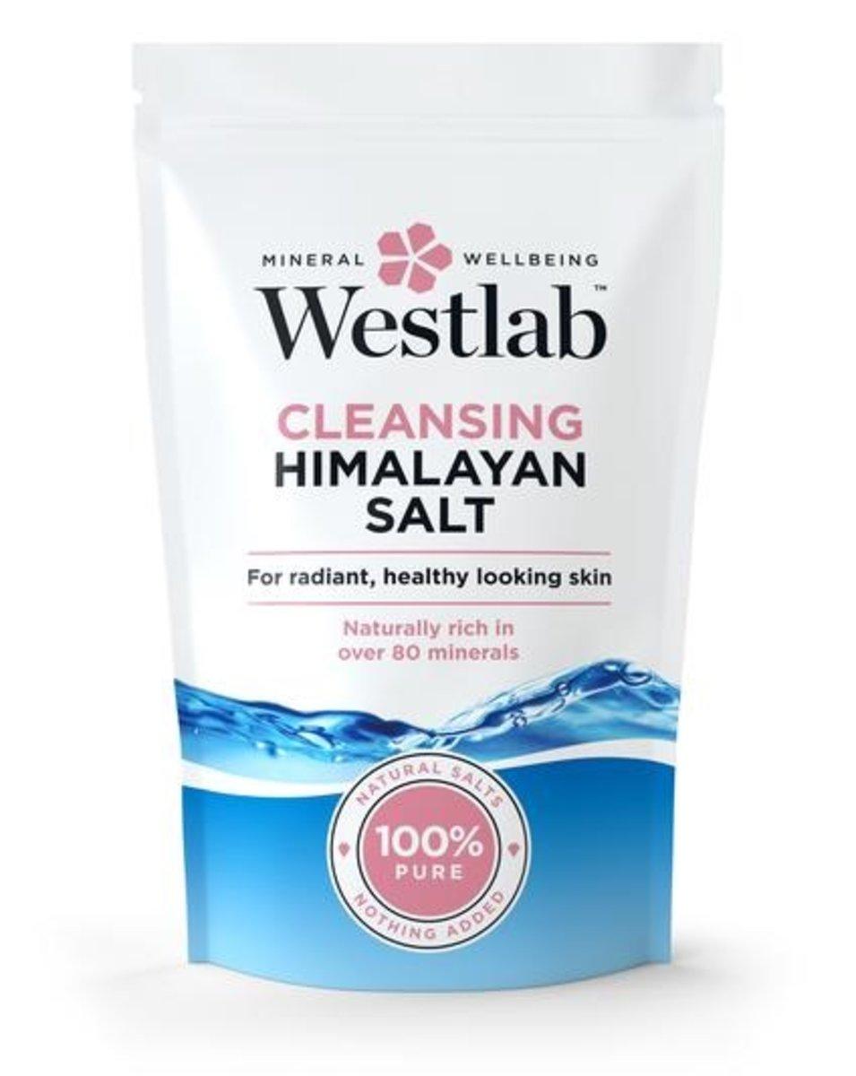喜馬拉雅山浴鹽 1公斤
