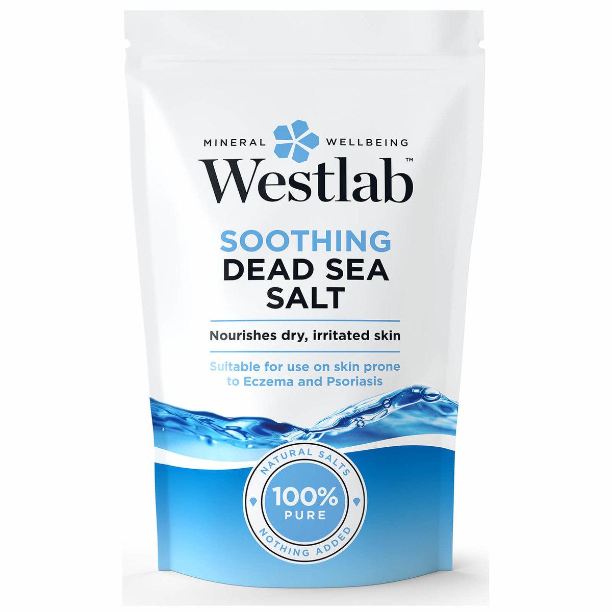 Dead Sea Bath Salt 1kg