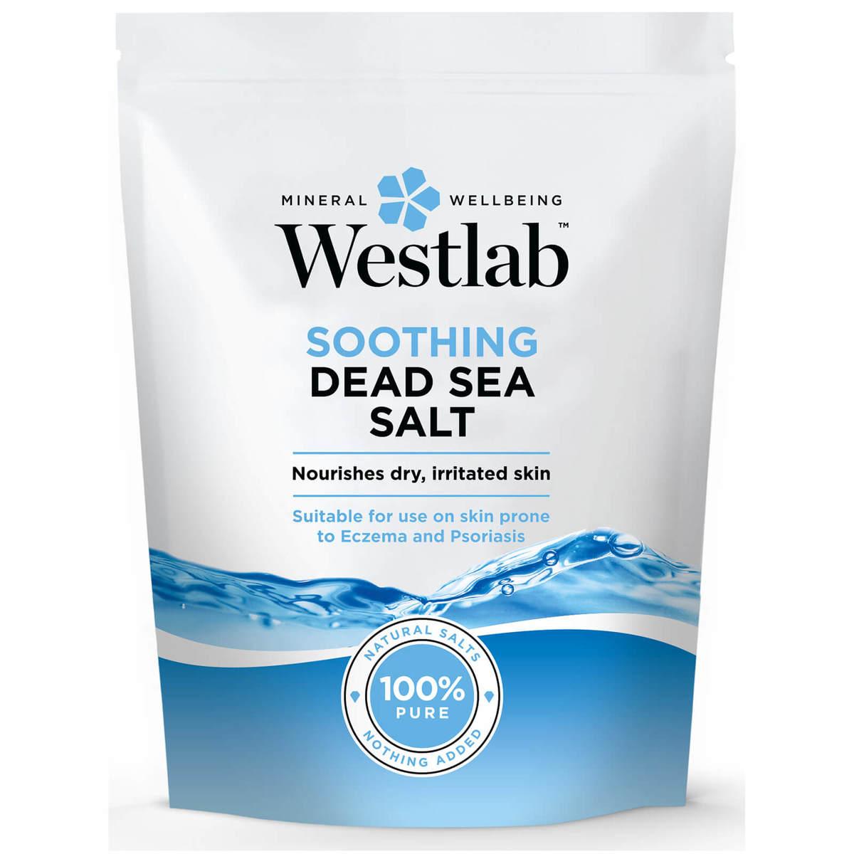 Westlab Ltd 以色列死海浴鹽 5公斤