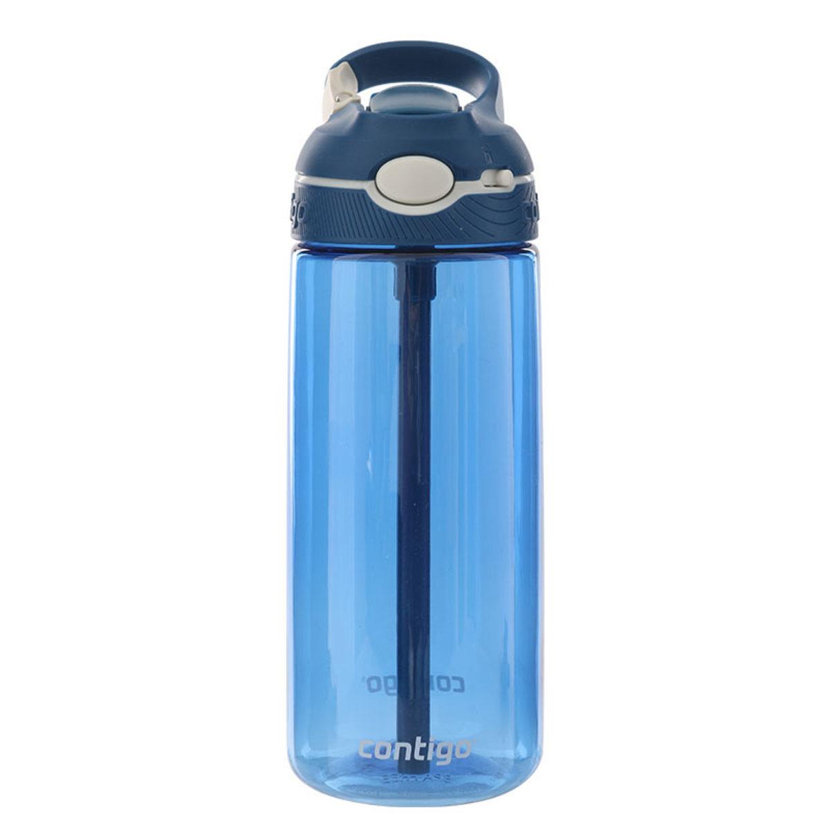 愛西蘭鎖扣吸管杯 (Tritan) 20oz (590ml) - 摩洛哥藍色